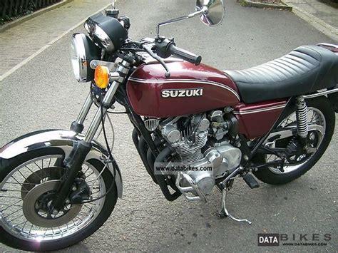 1978 Suzuki Gs550 1978 Suzuki Gs 550 D