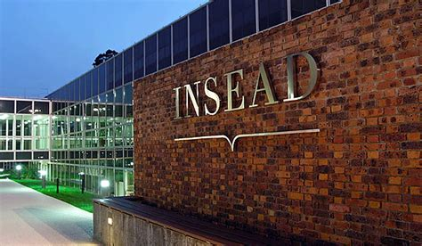 Insead Application Fee Mba by Insead Mba Admissions Related Blogs Insead