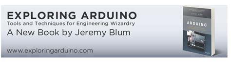 arduino tutorial by jeremy blum fellowship of the arduino
