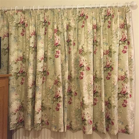 Drapes Bay Window It S All Curtains Curtains Curtains Vintage Gal