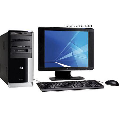 Hp Desk Computers Hp Pavilion A6019h Desktop Computer Ry871aa Aba B H Photo