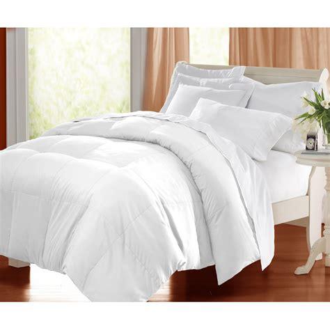 Alternative Comforters by Microfiber Alternative Comforter