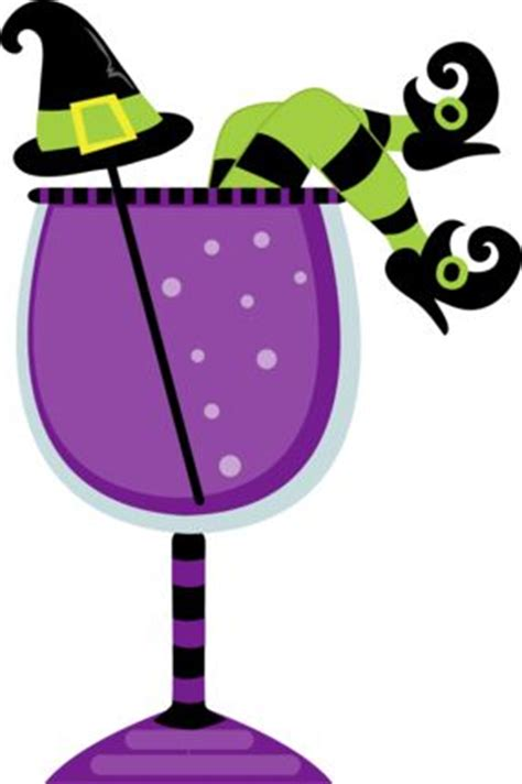 halloween drinks clipart halloween boo halloween and halloween witches on pinterest