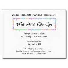 Eye Catching Reunion Party Or Event Save The Date Postcard Reunions The O Jays And Eyes Free Printable Save The Date Family Reunion Templates