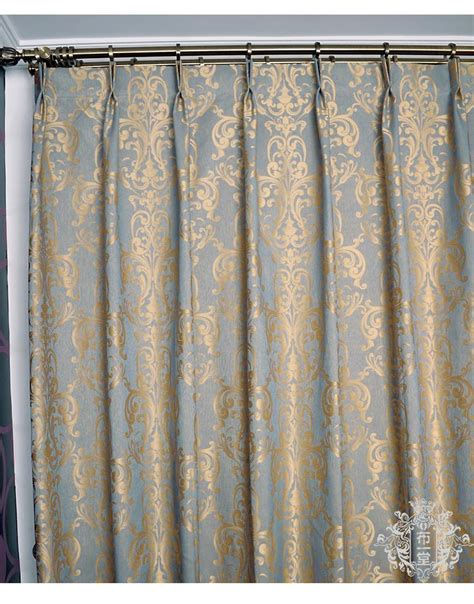 custom curtain custom made modern jacquard window curtain panel 010 ebay