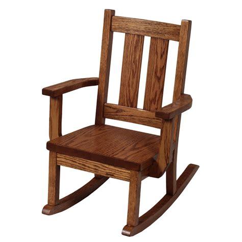 childs recliner rocker childs rocker aspen delta shipshewana furniture co