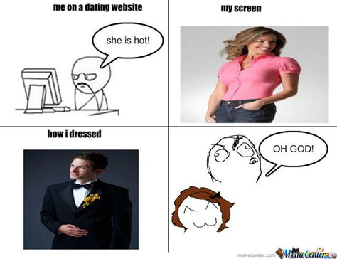 Dating Site Meme - why i hate internet dating websites by adelesinger26