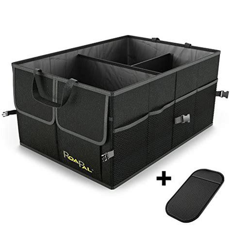Car Toolbox Tool Storage Car Trunk Storage Organizer Mo Diskon 2 premium quality auto trunk organizer by roadpal for car suv minivan truck durable