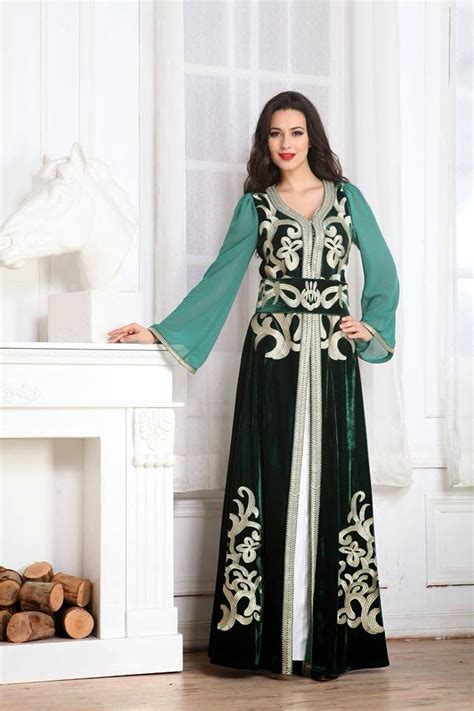 Kaftan Renda Real Pict 172 best caftan marocain images on caftan marocain arabic dress and caftans