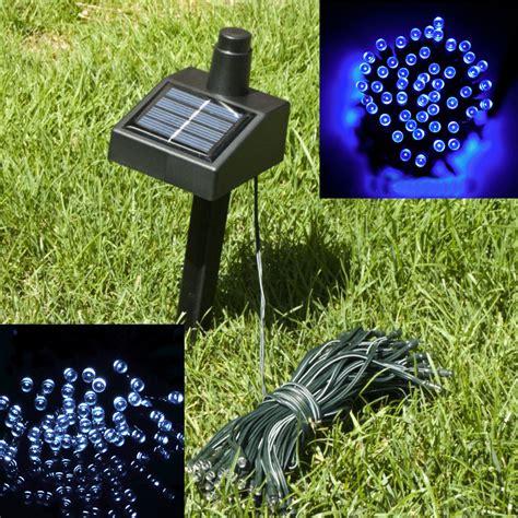 Outdoor Electric Garden Lights 17m New Solar Power 100pcs Led Outdoor Electric Lights For Garland Lights
