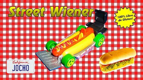 Wheels Hotwheels Wiener wiener el veloz quesidogo 183 wheels 2017