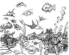 printable ocean coloring pages coloring pages