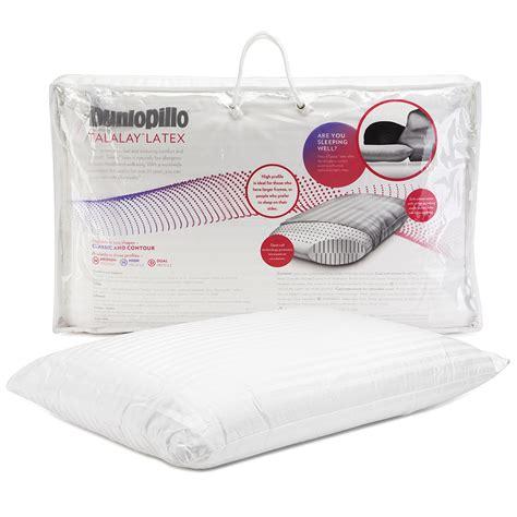 Dunlopillo Pillow Stockists by Dunlopillo Talalay Pillow High Profile
