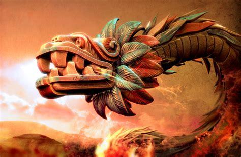 imagenes de serpientes aztecas leyendas quetzalcoatl la serpiente emplumada