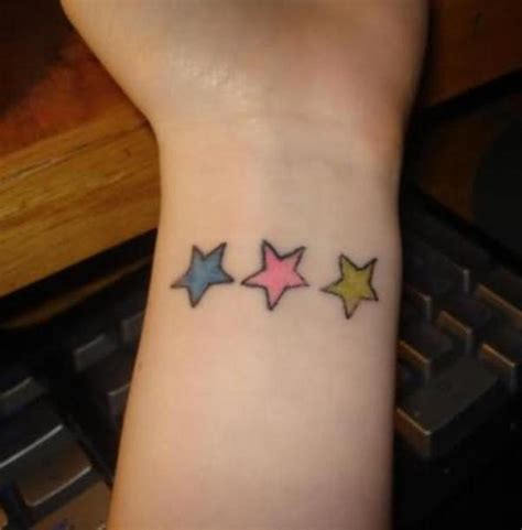 star tattoo hd photo hd shooting star wrist tattoos design idea