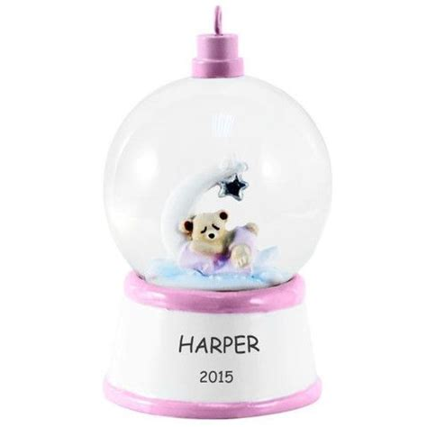 17 best images about personalized baby christmas ornaments