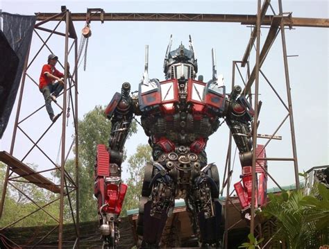 optimus prime   car parts  thailand