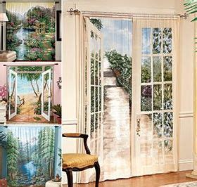 Curtains Landscapes And Back Yard On Pinterest