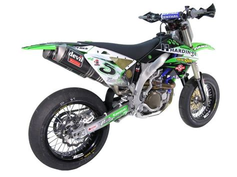 Kawasaki Motard kawasaki motard moto zombdrive