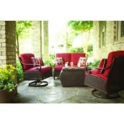 Martha Stewart Living Patio Furniture Cushions Patio Furniture Outdoor Lawn Garden Martha Stewart Living Cedar Island All