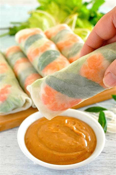 Rice Paper Rolls - best 25 healthy rolls ideas on fresh