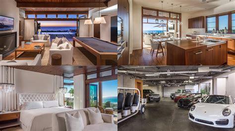 3 Car Garage With Loft inside the 10 incredible mansions of nfl quarterbacks