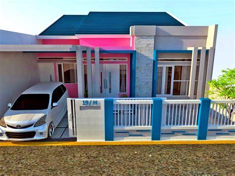 tahu warna cat rumah  bagus  rumah