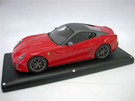 Ferrari 1 18 Models by Ferrari 599 Gto 1 18 Mr Collection Models