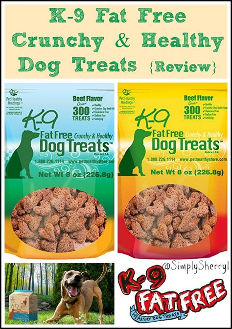 healthy fats for dogs k 9 free crunchy healthy treats review