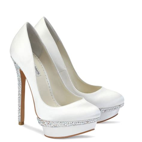 Bridal Shoes by High Heel Wedding Shoes For Bridesmaids Wardrobelooks