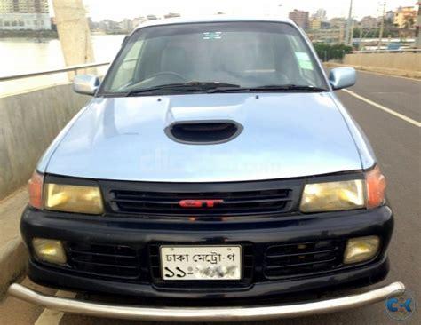 Toyota Starlet Price In Bangladesh Sporty 2 Door Toyota Starlet Clickbd