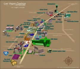 Map Las Vegas Nevada by Las Vegas Nv Tourist Map Las Vegas Mappery