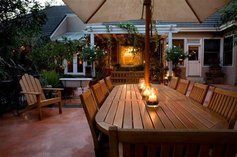 terrasse heizen der gartenpavillon mit flachdach