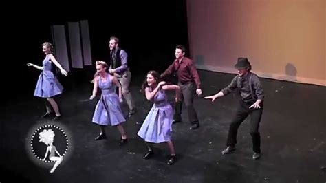 swing tap dance quot sing sing sing quot swing tap dance oklahoma showgirls