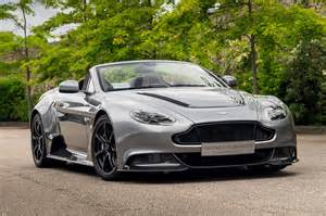 Aston Martin Vanquish Vs Vantage Aston Martin Vantage Gt12 Roadster Unveiled At Goodwood