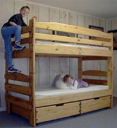 stackable twin beds bunk bed plans for this twin twin stackable bed plans