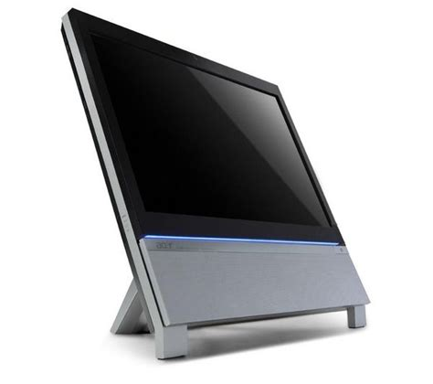Monitor Touchscreen Acer acer aspire z3731 21 5 quot all in one touchscreen pc grade a refurbished ebay