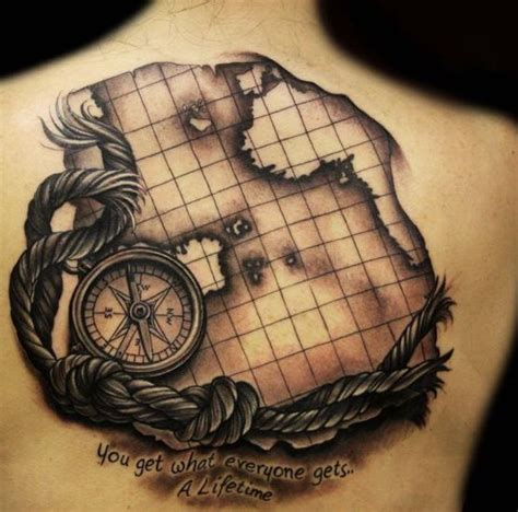 tattoo 3d mapping compass tattoo map google search jim s tattoo idea