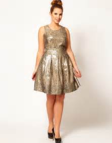 Galerry party dress for plus size ladies