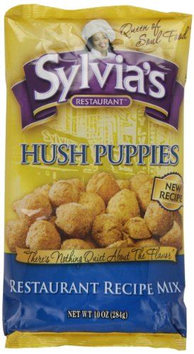 hush puppies slavery sylvia s hush puppies mix 10 ounce packages pack of 9 food beverages tobacco food