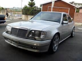 mercedes w124 e60 amg limited edition benztuning