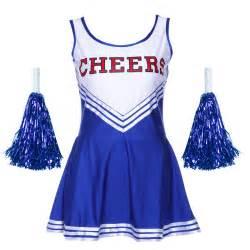 Kost 252 m uniform cheerleading cheer leader gr s l f karneval ebay