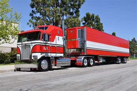 kenworth 18 wheeler custom semi trucks ownby trucking kenworth cab
