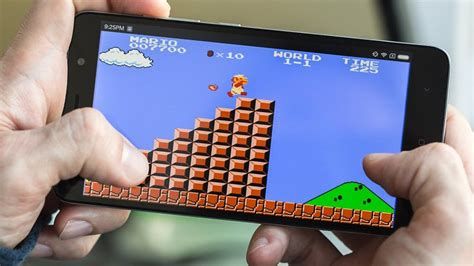 android nes emulator the best emulators for android androidpit
