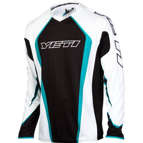 Jersey Downhill Canondale 02 downhill jersey 2015 yeti mtb offroad motorcycle motocross racing cycling jersey