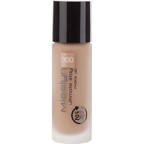 Make Up Ultimate make up ultimate stay make up by misslyn parfumdreams