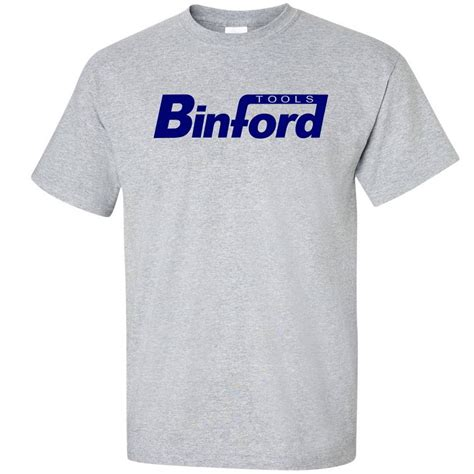 binford tools home improvement tv series graphic t shirt