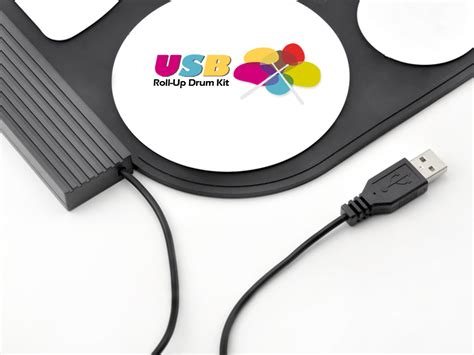Usb Roll Up Drum Kit usb roll up drum kit ebay