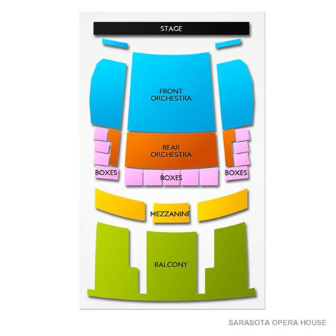 chart house sarasota sarasota opera house seating chart vivid seats