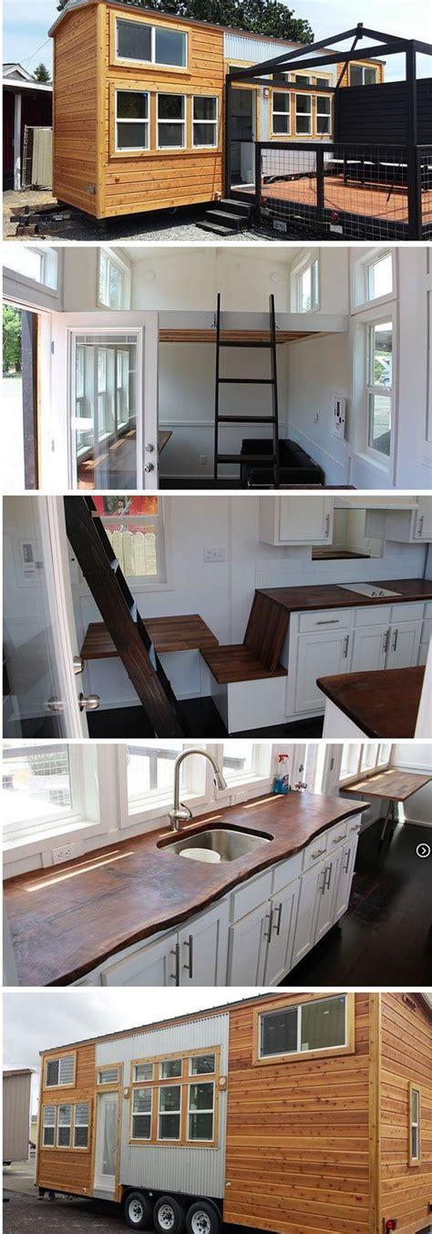 355 square feet the grand teton tiny house from tiny mountain homes a